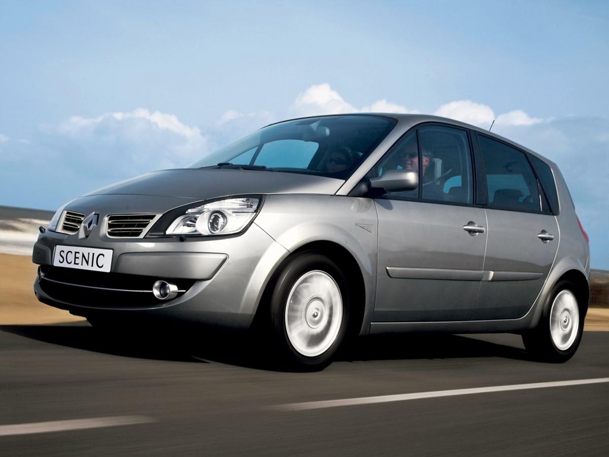 Модель 2008 года от Renault стал…