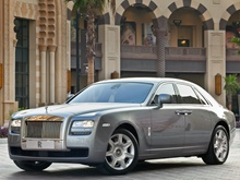 Rolls Royce Ghost 4d