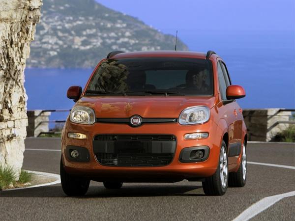 Fiat Panda 0.9t twinair lounge 59kW dualogic aut