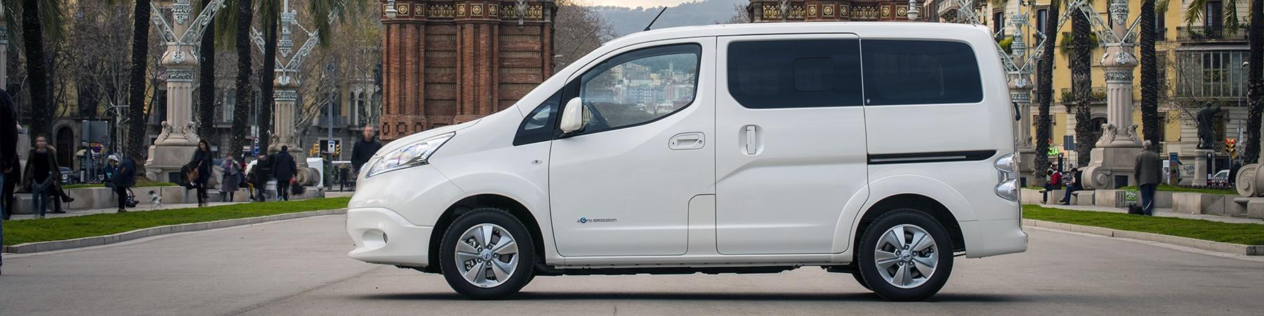 Nissan NV200 Evalia 40kWh 170 km actieradius