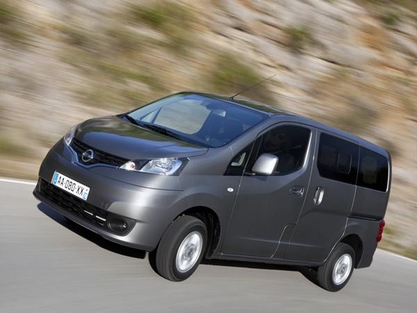 Nissan NV200 Evalia 1.5dci acenta 66kW 5p