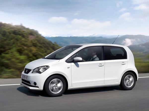 Seat Mii 1.0 ecofuel sport 50kW