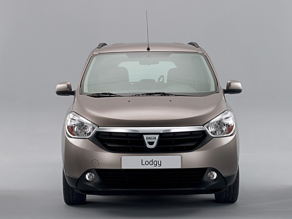 Dacia Lodgy 1.3tce lauréate 5p 96kW