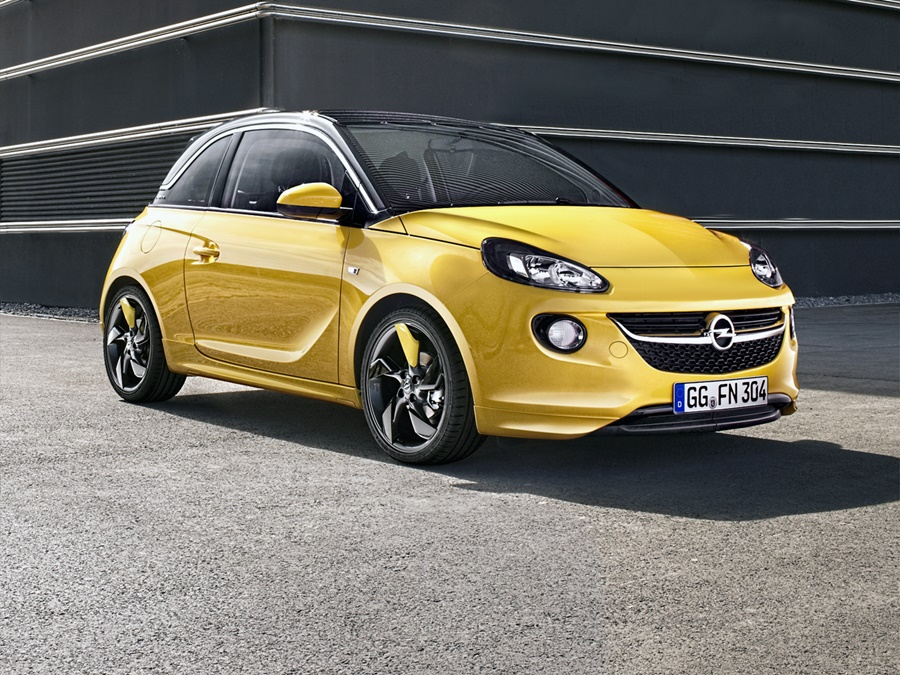 opel adam 1 0 turbo jam favourite operational lease vanaf 287 activlease. Black Bedroom Furniture Sets. Home Design Ideas