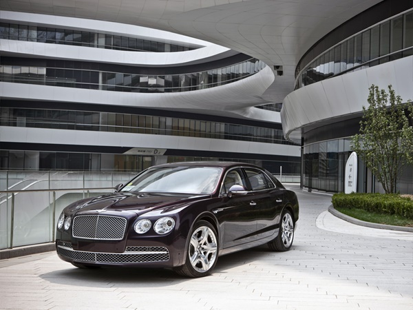 Bentley Flying Spur 6.0 w12 s aut
