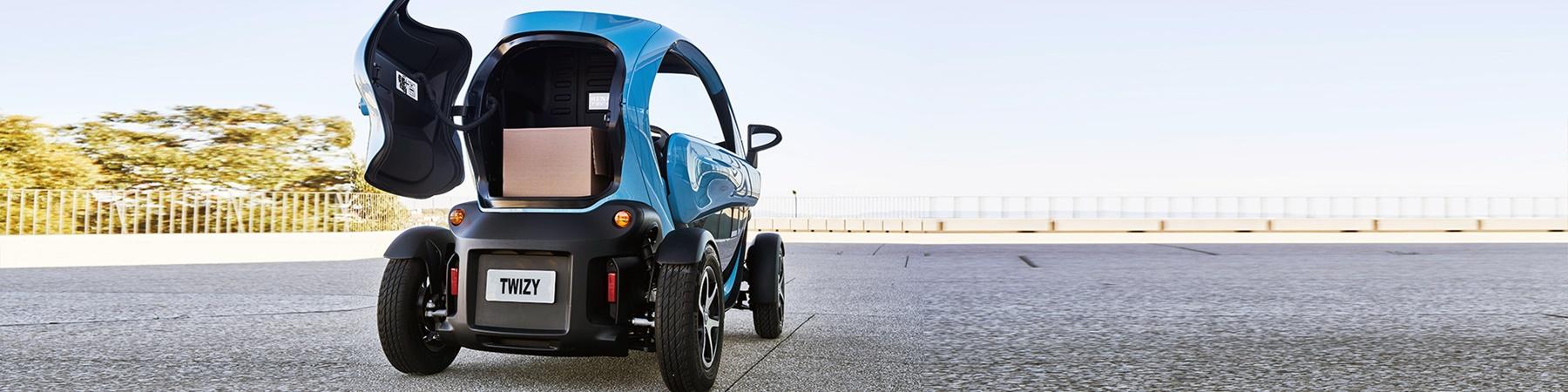 Renault Twizy Cargo 6.1kWh 70 km actieradius