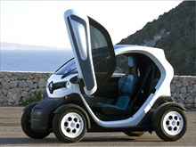 Renault Twizy Cargo 3d