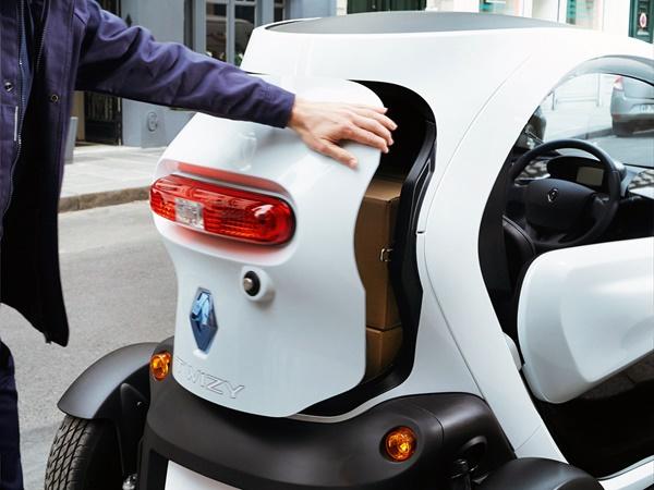 Renault Twizy Cargo