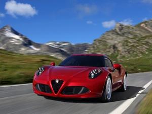 Alfa Romeo 4C 2d