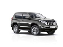 Toyota Land Cruiser 3d