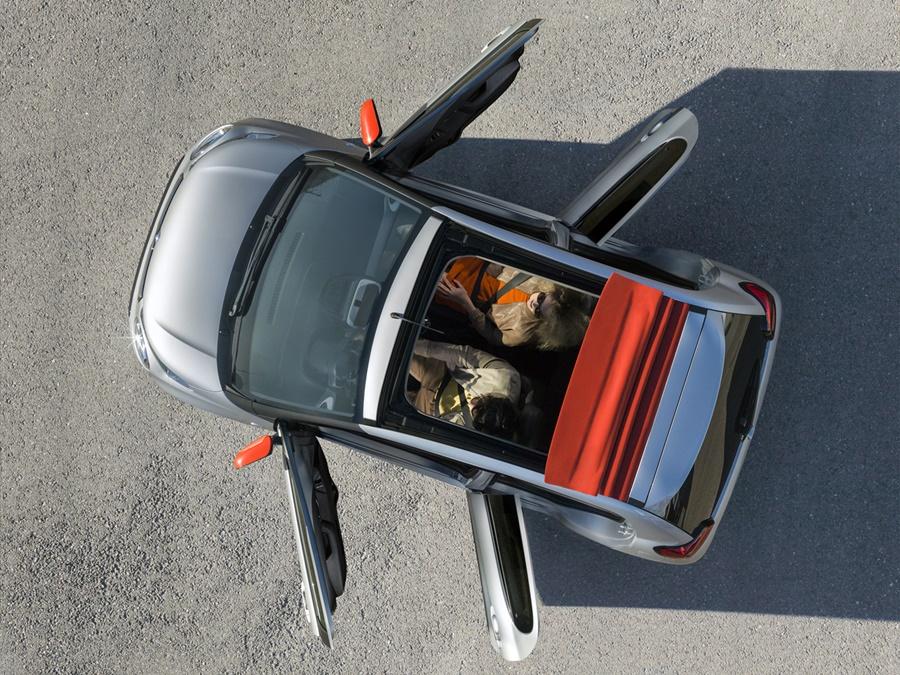 Citroen C1 VTi 68 S&S Feel, Blanc Lipizan + Pack Comfort