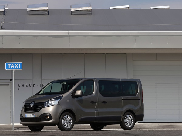 Renault Trafic Passenger 1.6dci energy grand authentique 92kW