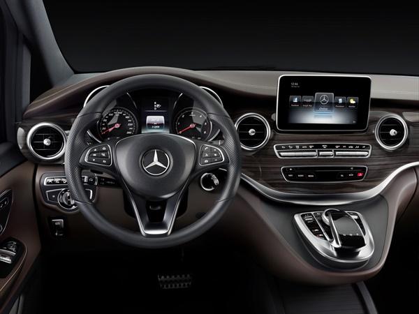 Mercedes V-klasse 250d kort 4matic 140kW 7g-tronic aut