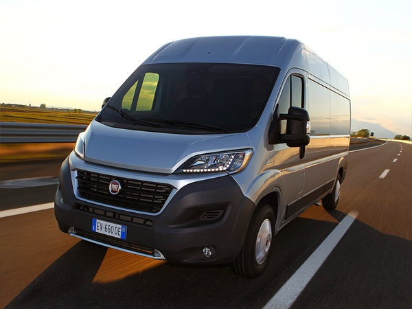 Fiat Ducato 2.3jtd panorama 33 l2h2 110kW start-stop
