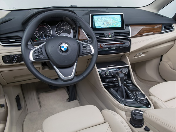 BMW 2-Active Tourer