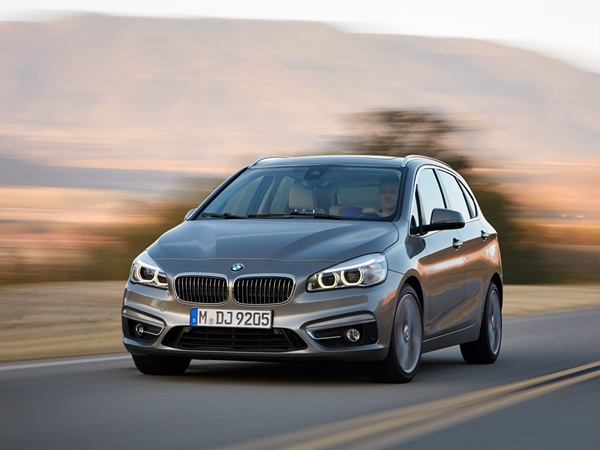 BMW 2-Active Tourer