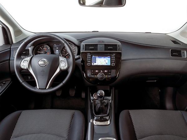 Nissan Pulsar 1.2digt black edition 85kW