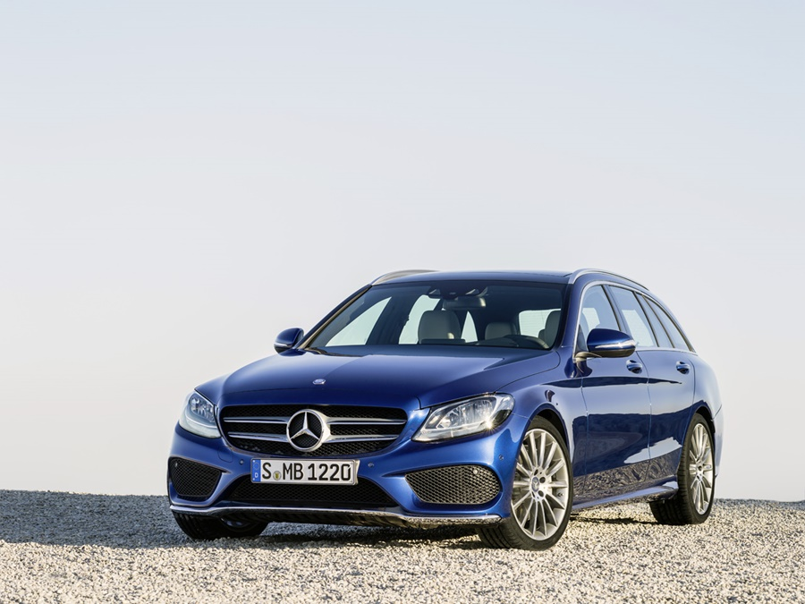 Mercedes-Benz C-estate C180 9G-Tronic Sport Edition. SNEL LEVERBAAR!