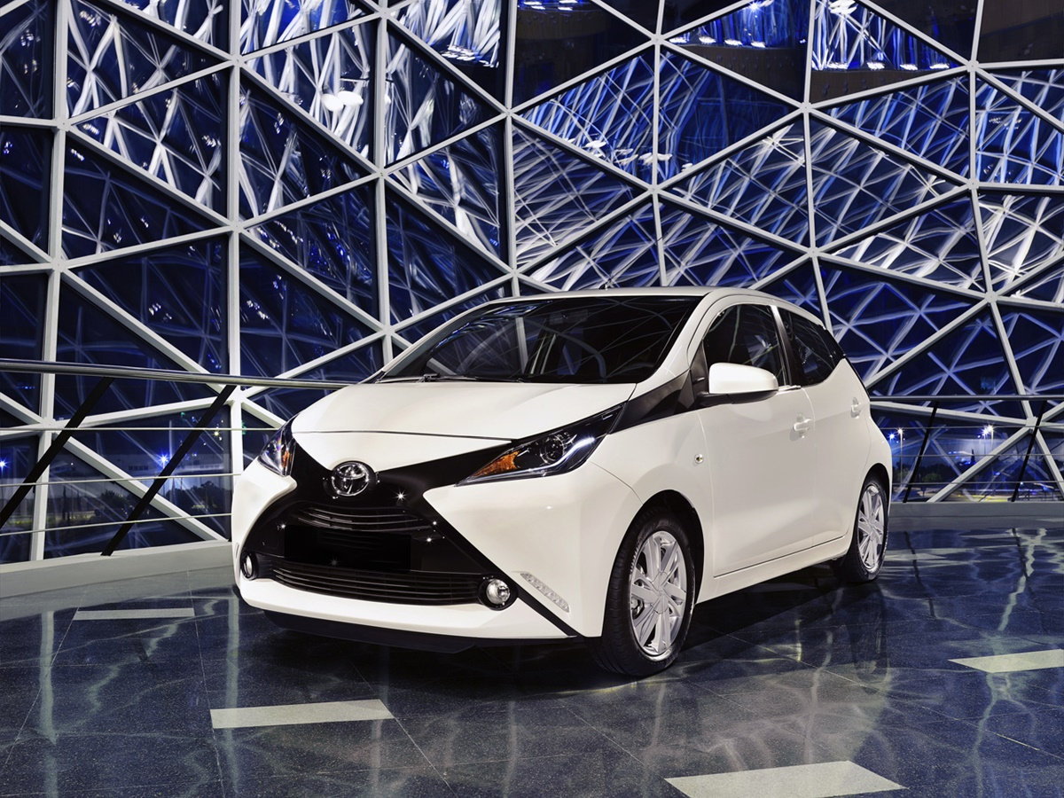 Toyota Aygo 5d