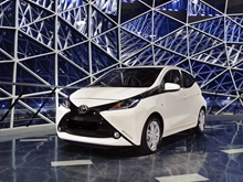 Toyota Aygo 3d