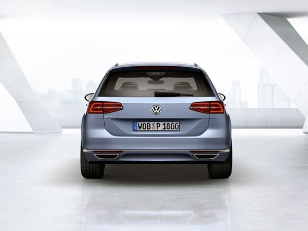 Volkswagen Passat variant*