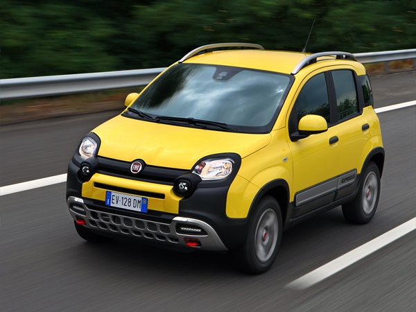 Fiat Panda Cross 1.2 city cross 51kW