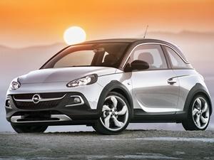 Opel Adam Rocks 3d