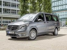 Mercedes-Benz Vito Tourer 4d