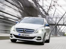 Mercedes-Benz B-klasse 5d