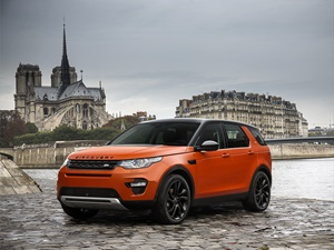 Land Rover Discovery Sport 5d