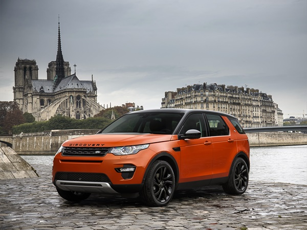 Land Rover Discovery Sport*