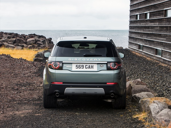 Land Rover Discovery Sport 2.0si4 hse luxury 4wd 213kW aut