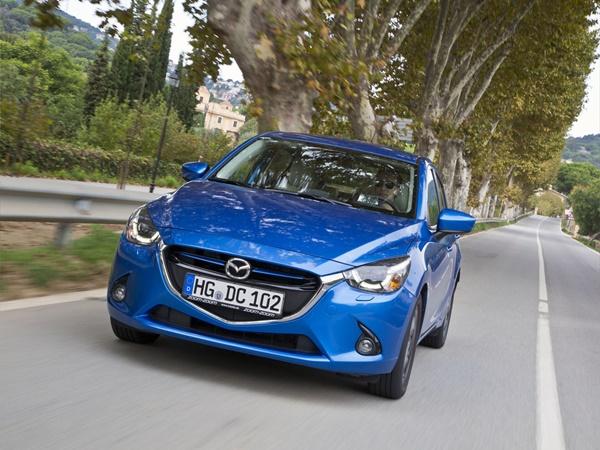 Mazda 2 1.5 skyactiv-g gt-luxury 66kW aut