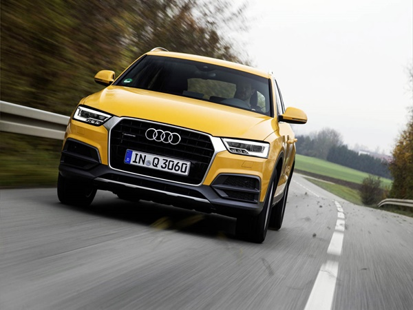 Audi Q3 1.4tfsi cod advance 110kW