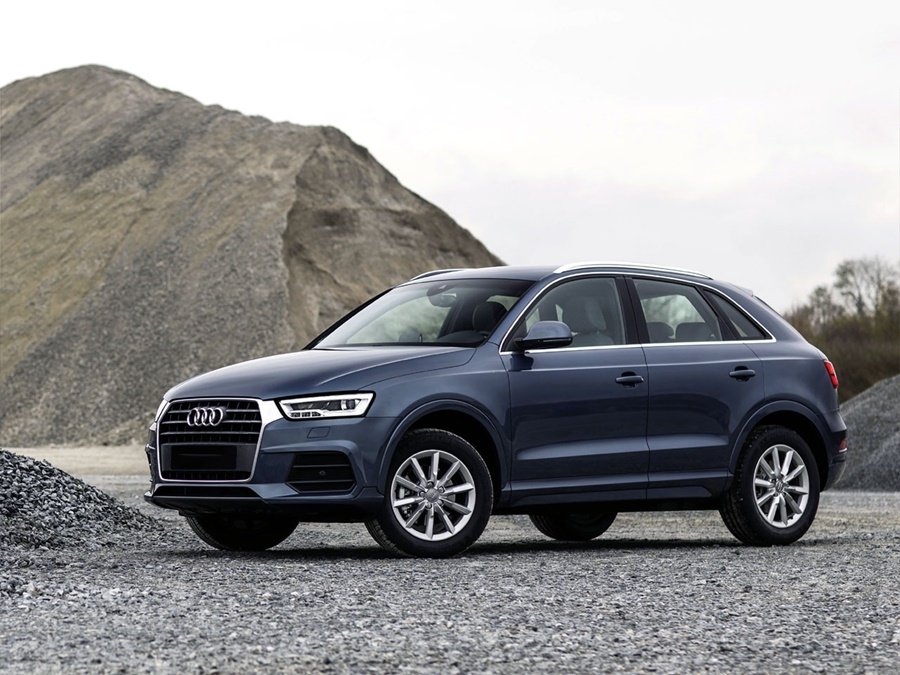 Audi Q3 2.0tdi advance 110kW