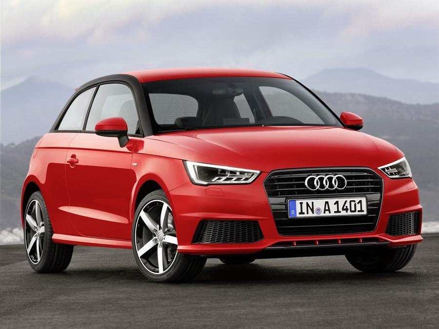 Audi A1 1.4tdi 66kW s-tronic aut