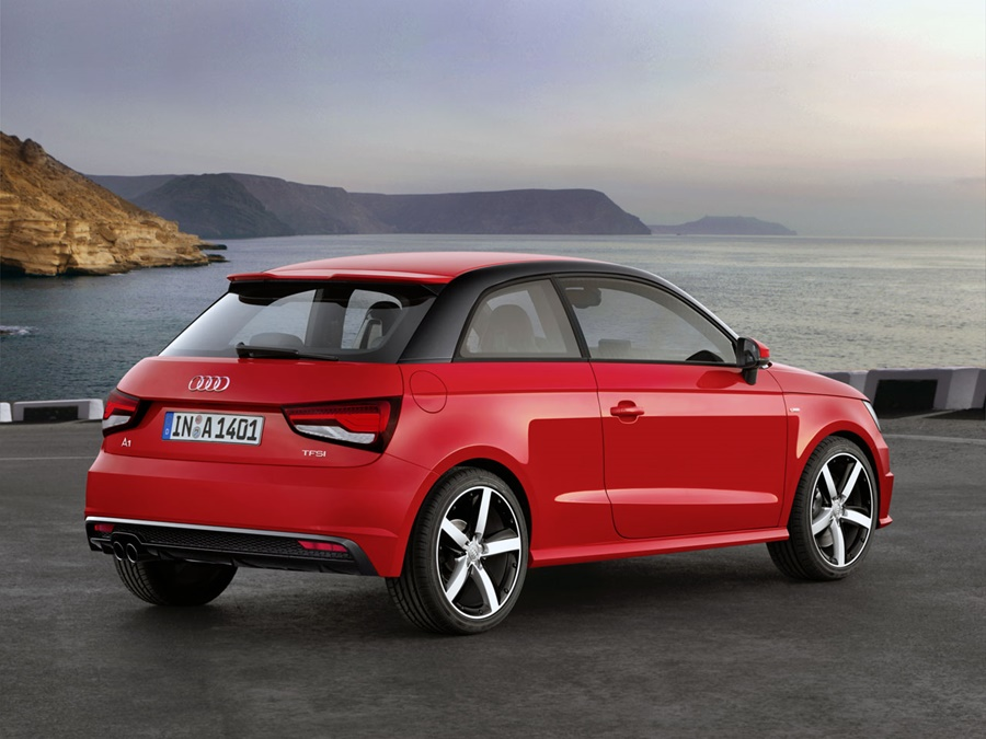 Audi A1 1.4tdi advance 66kW