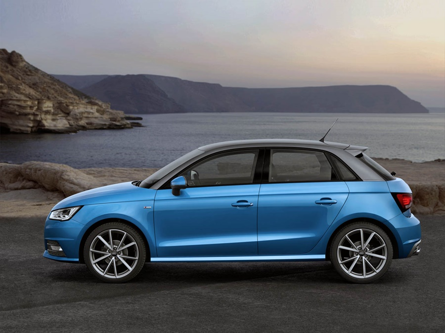 Audi A1 sportback 1.0tfsi ultra sport 70kW s-tronic aut