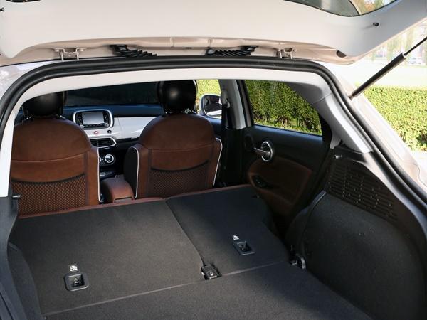 Fiat 500X 1.6 16v mirror 81kW