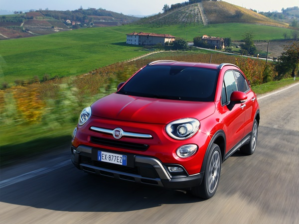 Fiat 500X Cross 1.4t multiair 103kW