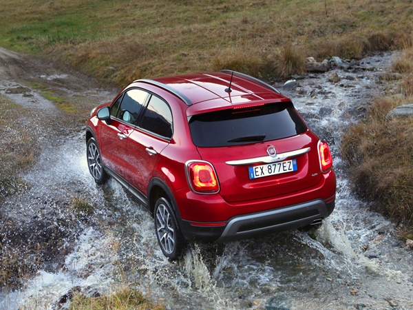 Fiat 500X Cross 1.4t multiair s-design 103kW dct aut