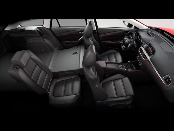 Mazda 6 sportbreak 2.0 skyactiv-g gt-m line 121kW
