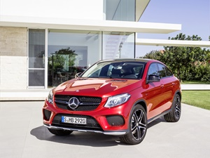 Mercedes-Benz GLE Coupe 5d