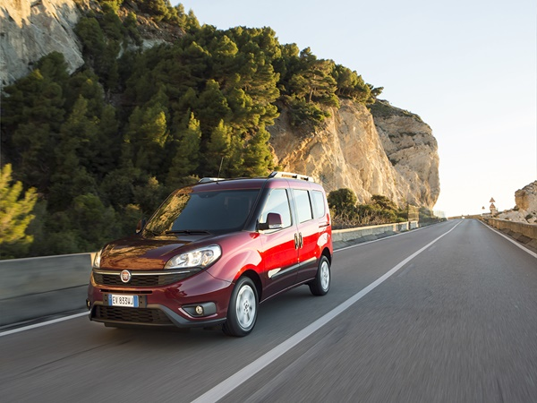 Fiat Doblo 1.4tjet natural power combinato l1h1 5p 88kW