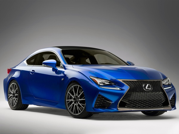 Lexus RC 5.0 f luxury edition 351kW aut