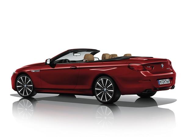 BMW 6-cabrio 640i xdrive 235kW aut