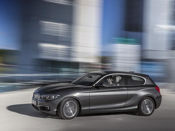 BMW 1-serie 116d 85kW
