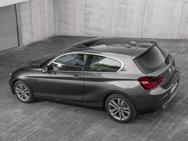BMW 1-serie 118i 100kW aut