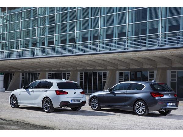 BMW 1-serie 120d 140kW