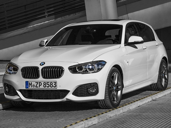 BMW 1-serie 120d 140kW aut